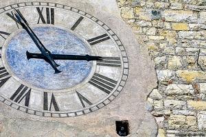 Orologio Torre del Vescovo Pisogne