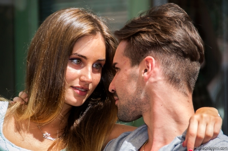Vanessa e compagno