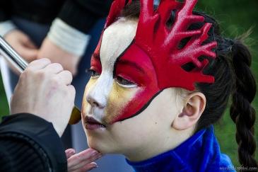 Maschera carnevale Viareggio 2013