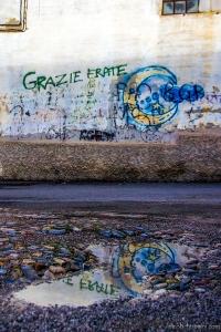 Riflesso graffito