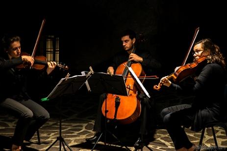 Trio archi
