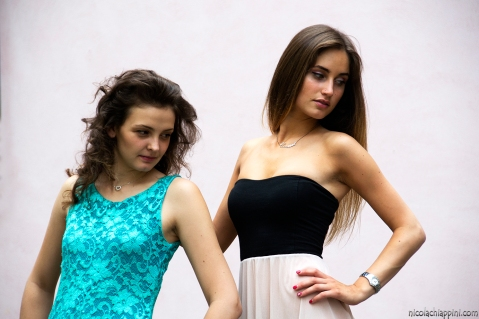 Elisabetta e Vanessa